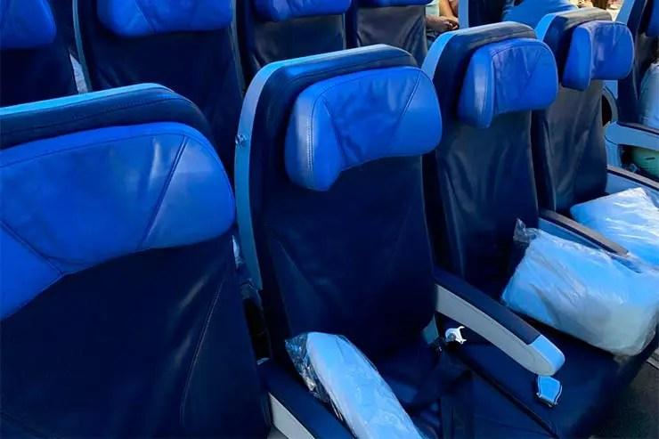 Como é voar com a Azul (Foto: Esse Mundo é Nosso)