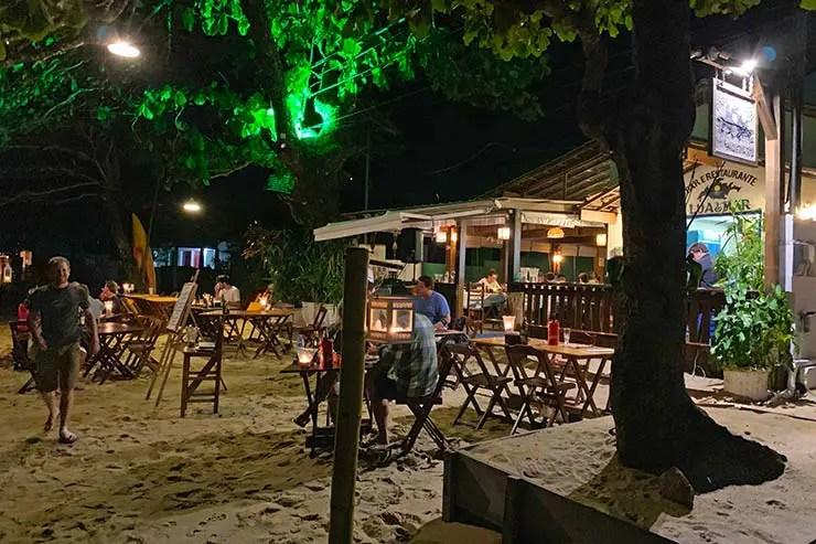 Restaurante Lua e Mar (Foto: Esse Mundo é Nosso)