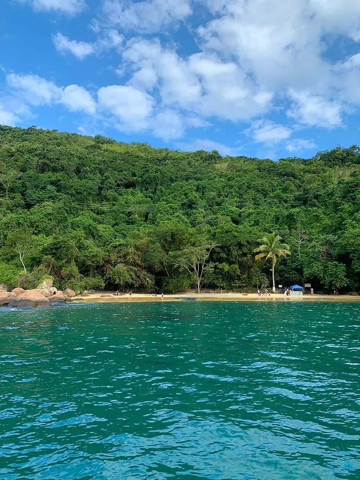 Praia do Amor (Foto: Esse Mundo é Nosso)