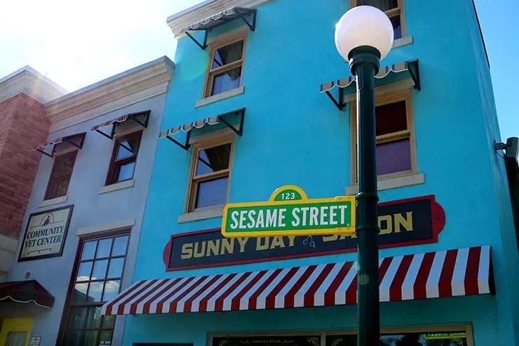 Sesame Street (Foto: Esse Mundo é Nosso)