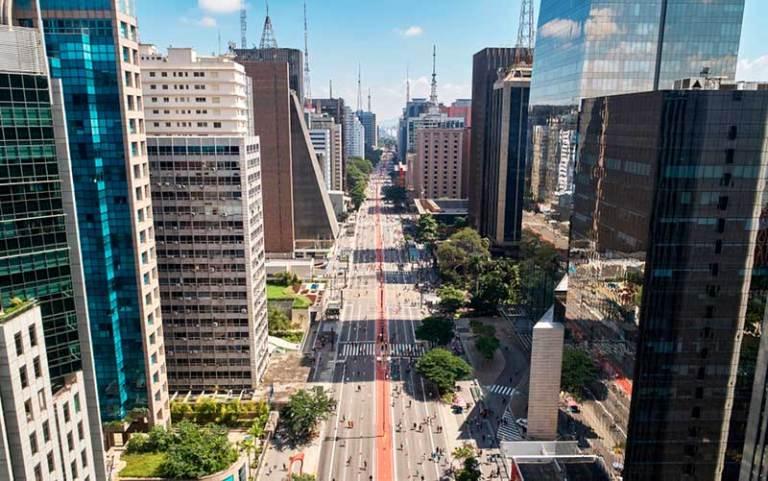 Como chegar na Paulista (Foto: Esse Mundo é Nosso)
