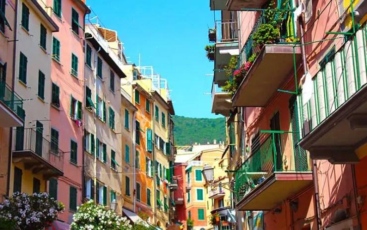 Onde ficar em Cinque Terre (Foto: Esse Mundo é Nosso)