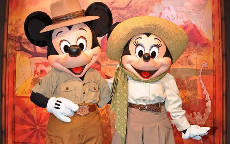 Parques da Disney em Orlando (Foto: Disney)