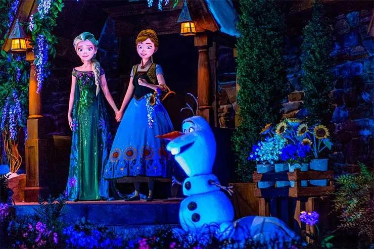 Parques da Disney em Orlando: Epcot (Matt Stroshane/Disney)
