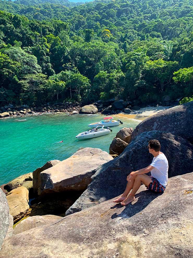 Praias de Ilha Grande: Caxadaço (Foto: Esse Mundo é Nosso)