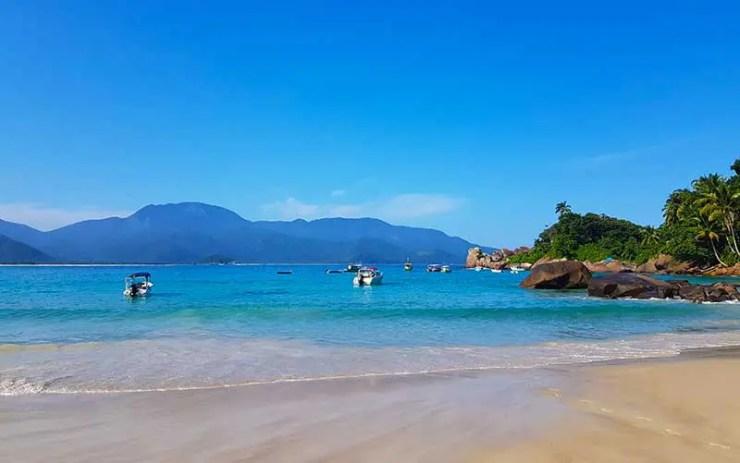 Volta à ilha - Ilha Grande (Foto: Esse Mundo é Nosso)
