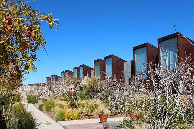 Apartamentos do Tierra Atacama (Foto: Esse Mundo É Nosso)