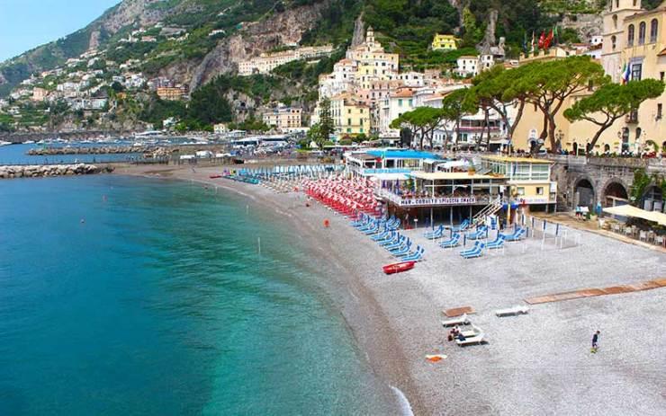 Cidades da Costa Amalfitana: Amalfi (Foto: Esse Mundo é Nosso)