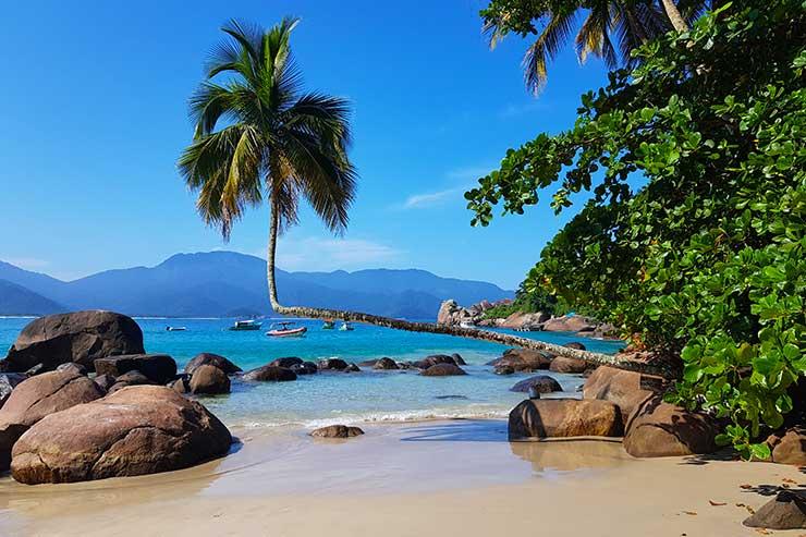 O que fazer em Ilha Grande  - Praia do Aventureiro (Foto: Esse Mundo é Nosso)