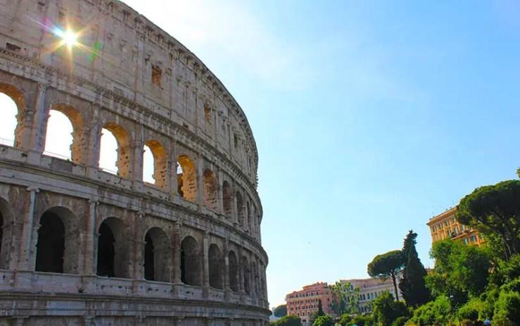 Coliseu (Foto: Esse Mundo é Nosso)