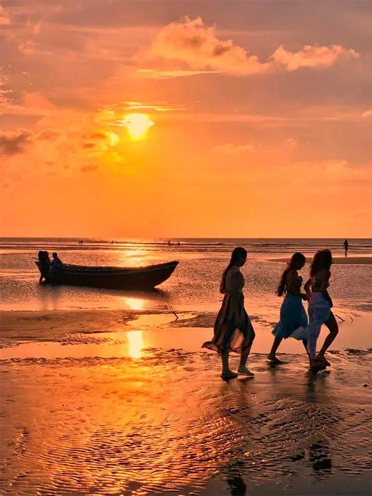 Roteiro em Jericoacoara: Praia Principal (Foto: Esse Mundo é Nosso)