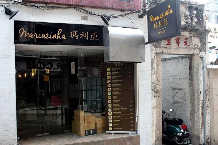 Restaurante Mariazinha em Macau (Foto: Esse Mundo É Nosso)