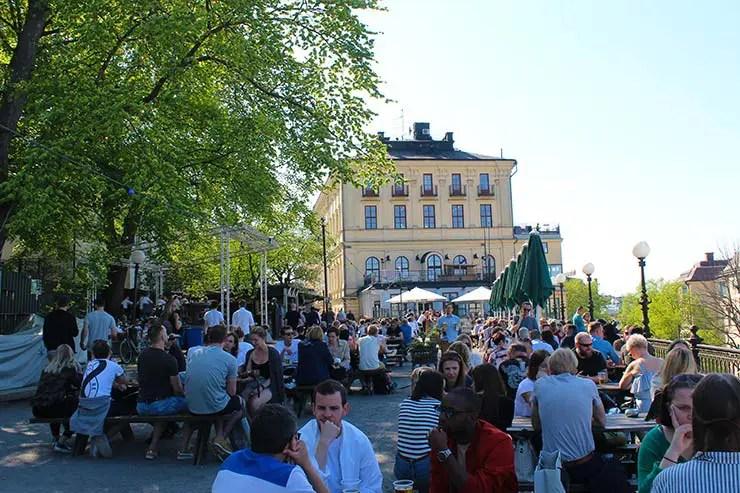 Södermalm, Estocolmo (Foto: Esse Mundo É Nosso)