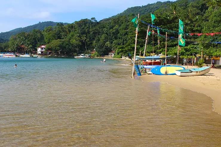 Praias de Ilha Grande: Praia do Canto (Foto: Esse Mundo é Nosso)
