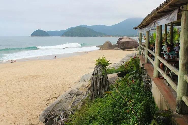 Onde ficar em Trindade - Praia do Cepilho (Foto: Esse Mundo É Nosso)