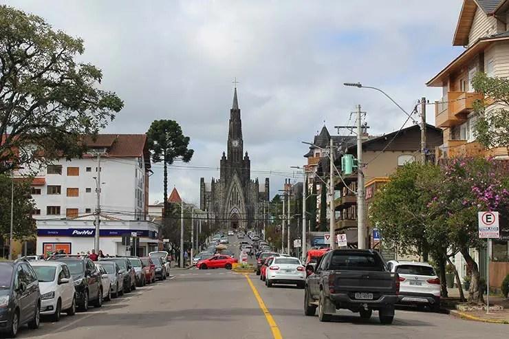 Canela: Precisa de carro em Gramado? (Foto: Esse Mundo É Nosso)