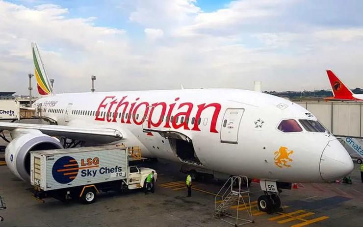 Como é voar Ethiopian Airlines (Foto: Esse Mundo É Nosso)