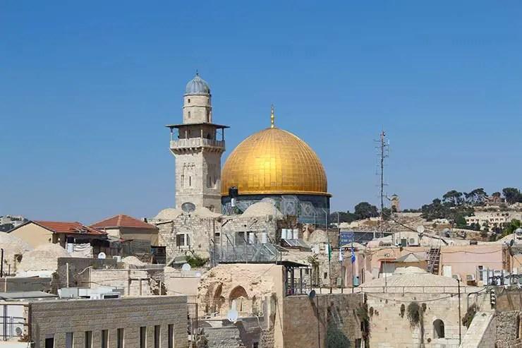 Como chegar em Jerusalém (Foto: Esse Mundo é Nosso)