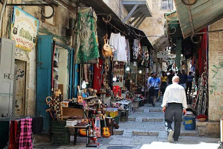 Onde ficar em Jerusalém - Cidade Antiga (Foto: Esse Mundo É Nosso)