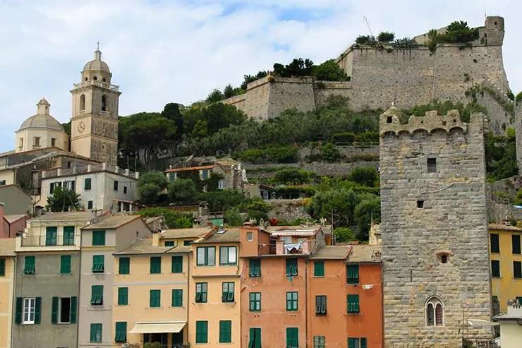 Centro Histórico de Portovenere, Itália (Foto: Esse Mundo É Nosso)