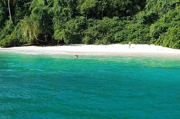 Praia do Dentista em Angra dos Reis (Foto: Esse Mundo É Nosso)