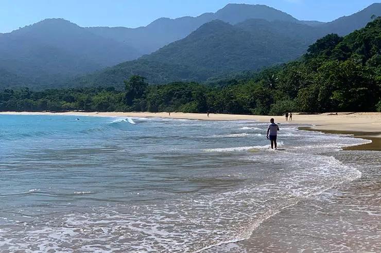 Praias de Ilha Grande: Parnaioca (Foto: Esse Mundo é Nosso)