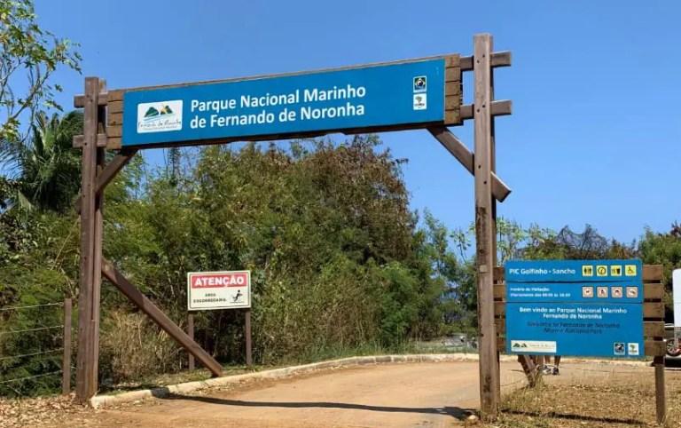 Parque Nacional Marinho de Fernando de Noronha (Foto: Esse Mundo É Nosso)