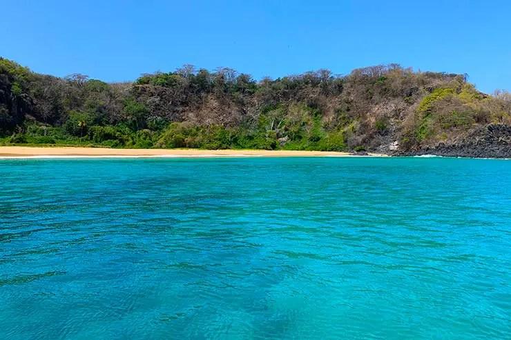 Passeio de barco em Fernando de Noronha: Praia do Sancho (Foto: Esse Mundo é Nosso)