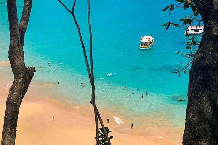 Passeios em Fernando de Noronha: Praia do Sancho (Foto: Esse Mundo é Nosso)