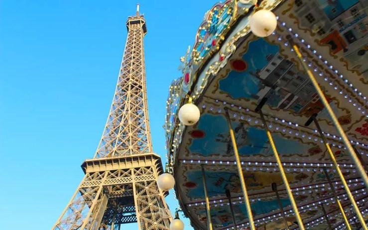 Quantos dias em Paris (Foto: Esse Mundo é Nosso)