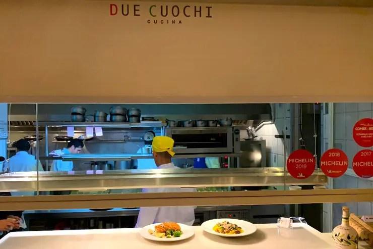 Due Cuochi Cucina no Itaim (Foto: Esse Mundo é Nosso)