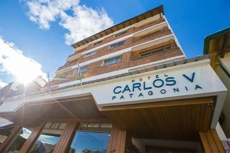 Hotel Carlos V Patagonia em Bariloche (Foto: Divulgação)
