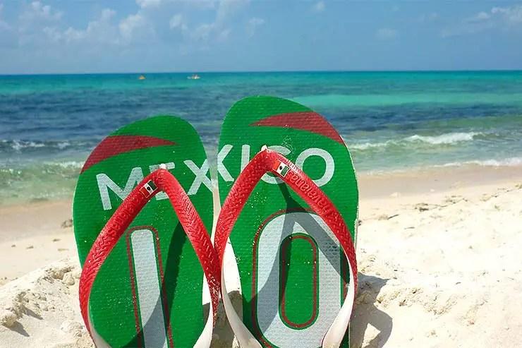 Quando ir pra Playa del Carmen (Foto: Esse Mundo É Nosso)