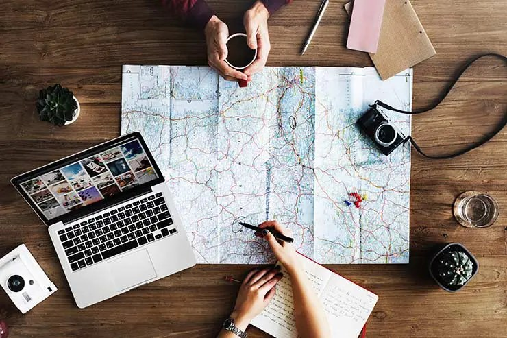 Planejamento de Viagem (Foto: Divulgação)