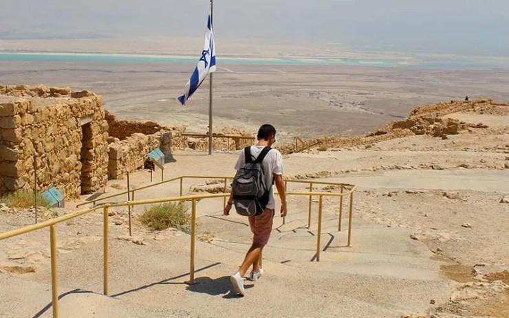 Seguro Viagem pra Israel - Região do Mar Morto (Foto: Esse Mundo É Nosso)