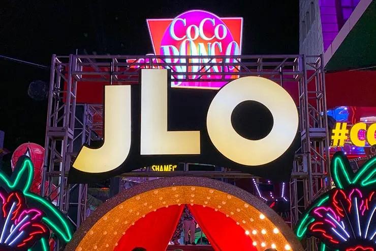 Entrada do Coco Bongo Cancun (Foto: Esse Mundo é Nosso)