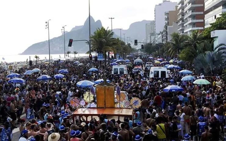 Blocos de Carnaval do Rio neste fim de semana (Foto: Simpatia é Quase Amor)