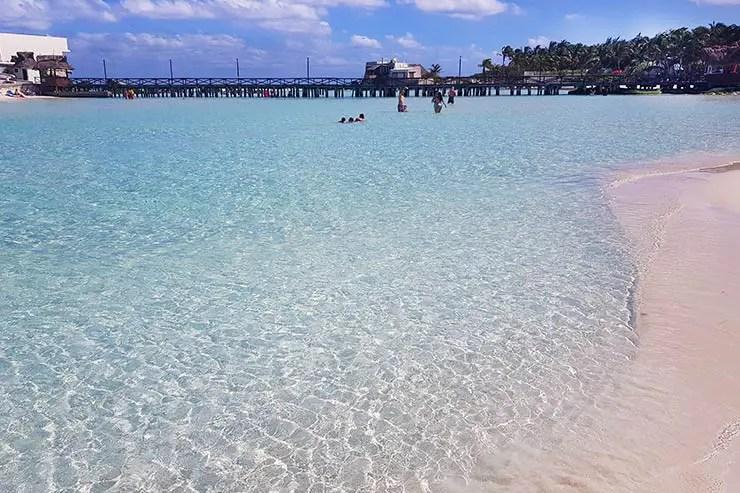 Playa Norte (Foto: Esse Mundo É Nosso)