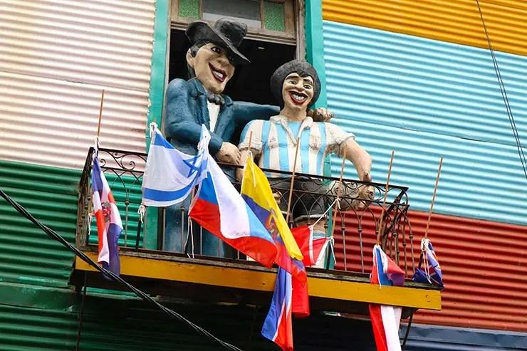 Caminito em Buenos Aires (Foto: Esse Mundo é Nosso)