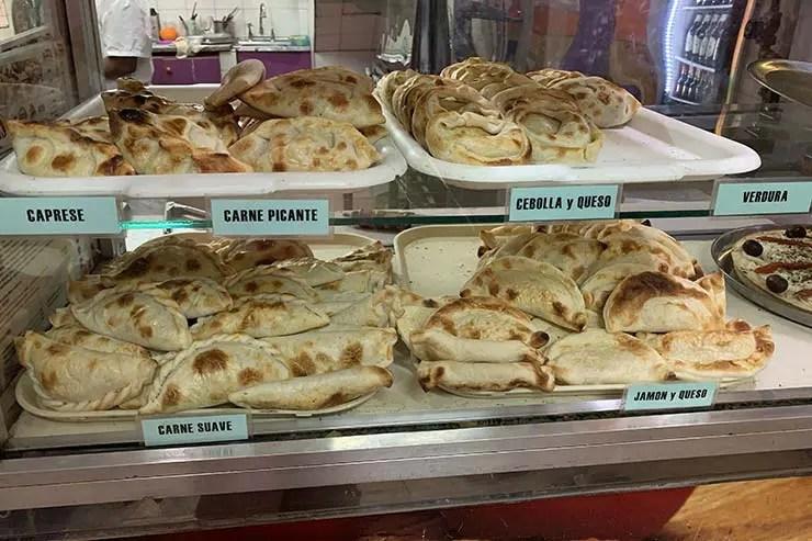 Empanada em Buenos Aires: Pizzeria Morris (Foto: Esse Mundo É Nosso)