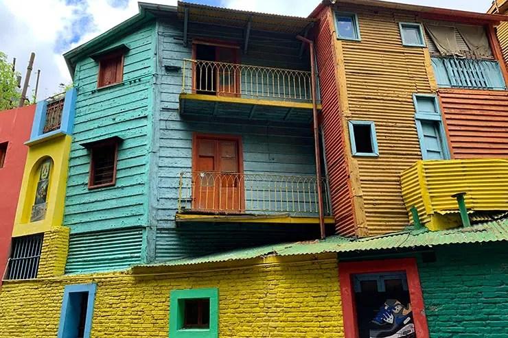 O que fazer em Buenos Aires: Caminito (Foto: Esse Mundo é Nosso)