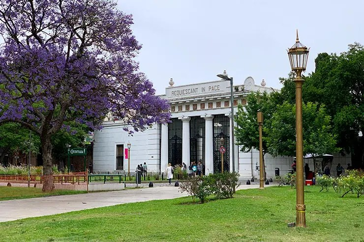 O que fazer em Buenos Aires: Cemitério de Recoleta (Foto: Esse Mundo é Nosso)