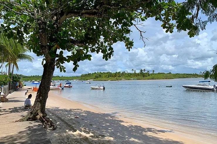 Boca da Barra (Foto: Esse Mundo é Nosso)