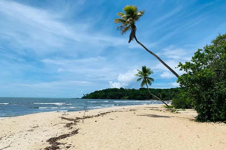 O que fazer em Boipeba, na Bahia: Praia da Boca da Barra (Foto: Esse Mundo é Nosso)