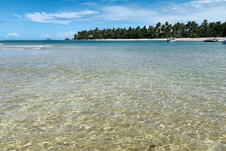 Praias de Boipeba, na Bahia: Pontal dos Castelhanos (Foto: Esse Mundo é Nosso)
