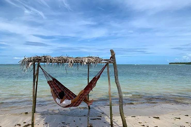 Praias de Boipeba, na Bahia: Tassimirim (Foto: Esse Mundo é Nosso)