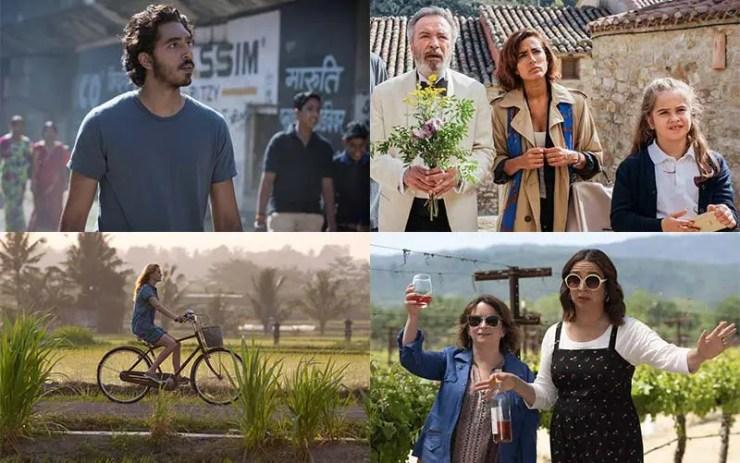 Filmes da Netflix sobre viagem