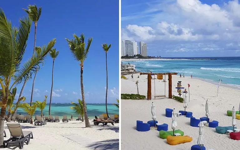 Punta Cana ou Cancún e Playa del Carmen? (Foto: Esse Mundo É Nosso)