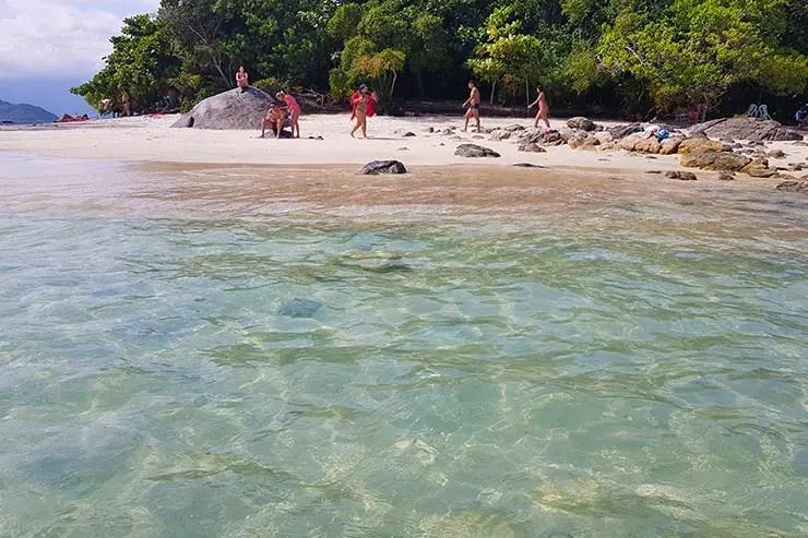 Ilha de Cataguases em Angra (Foto: Esse Mundo É Nosso)
