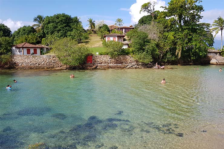 Antiga Ilha de Caras em Angra dos Reis (Foto: Esse Mundo É Nosso)